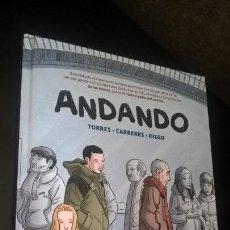 Cómics: NOM 35 ANDANDO. TORRES, CARRERES, RIEGO. NORMA 2011. NOMADAS. TEBEOS/COMICS.. Lote 166982884