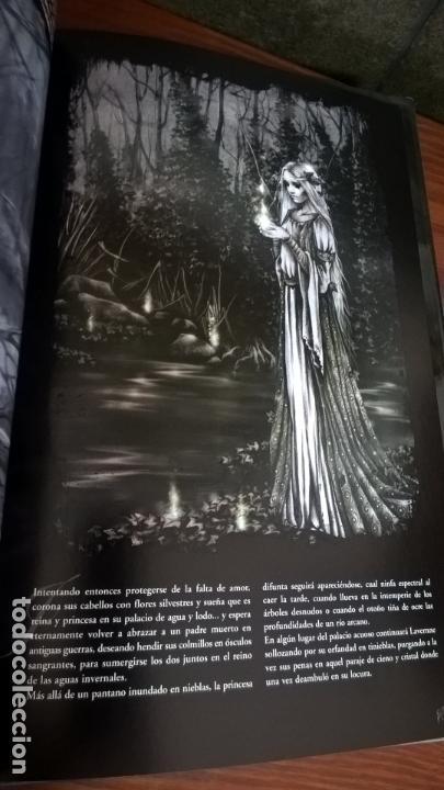 Cómics: FAVOLE 1 LAGRIMAS DE PIEDRA. VICTORIA FRANCES. NORMA PRIMERA EDICION 2004. Con dedicatoria de autora - Foto 4 - 167028952