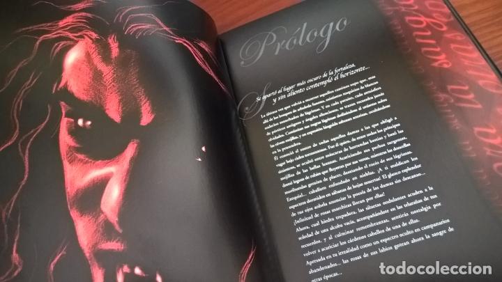 Cómics: FAVOLE 1 LAGRIMAS DE PIEDRA. VICTORIA FRANCES. NORMA PRIMERA EDICION 2004. Con dedicatoria de autora - Foto 6 - 167028952