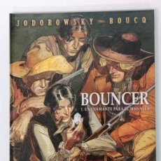 Cómics: BOUNCER N°1, EDT. NORMA. Lote 167130232