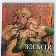 Cómics: BOUNCER N° 2, EDT. NORMA. Lote 167130400