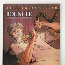 Cómics: BOUNCER N° 3, EDT. NORMA. Lote 167130828