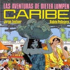 Comics : CARIBE. ZENTNER. PELLEJERO. NORMA. RUSTICA. Lote 219967247