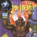 Cómics: MR. HERO THE NEWMATIC MAN Nº 1 (NEIL GAIMAN) - NORMA - MUY BUEN ESTADO. Lote 167166732