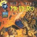 Cómics: MR. HERO THE NEWMATIC MAN Nº 3 (NEIL GAIMAN) - NORMA - MUY BUEN ESTADO. Lote 167167432