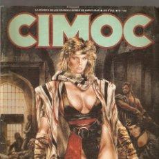 Cómics: CIMOC - Nº 102 - NORMA EDITORIAL - 1987 -. Lote 167370480