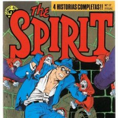 Cómics: THE SPIRIT Nº 17 . Lote 167519048