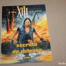 Cómics: XIII Nº 14, TAPA DURA , EDITORIAL NORMA. Lote 167524288