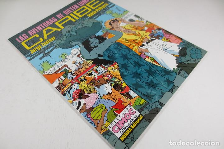 Cómics: Las Aventuras de Dieter Lumpen - Caribe (Jorge Zentner + Rubén Pellejero) - Foto 5 - 167558844