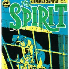 Cómics: THE SPIRIT Nº 13. Lote 167583888