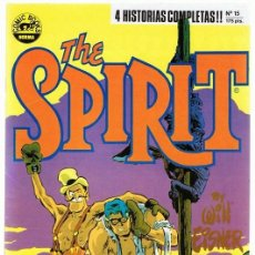 Cómics: THE SPIRIT Nº 15 . Lote 167584092