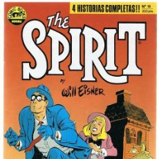 Cómics: THE SPIRIT Nº 18 . Lote 167584340
