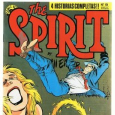 Cómics: THE SPIRIT Nº 19 . Lote 167584452