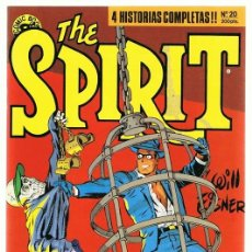 Cómics: THE SPIRIT Nº 20 . Lote 167584532