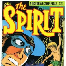 Cómics: THE SPIRIT Nº 21 . Lote 167584608