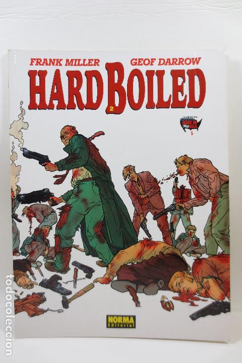 HARD BOILED 2 (FRANK MILLER) (Tebeos y Comics - Norma - Comic USA)
