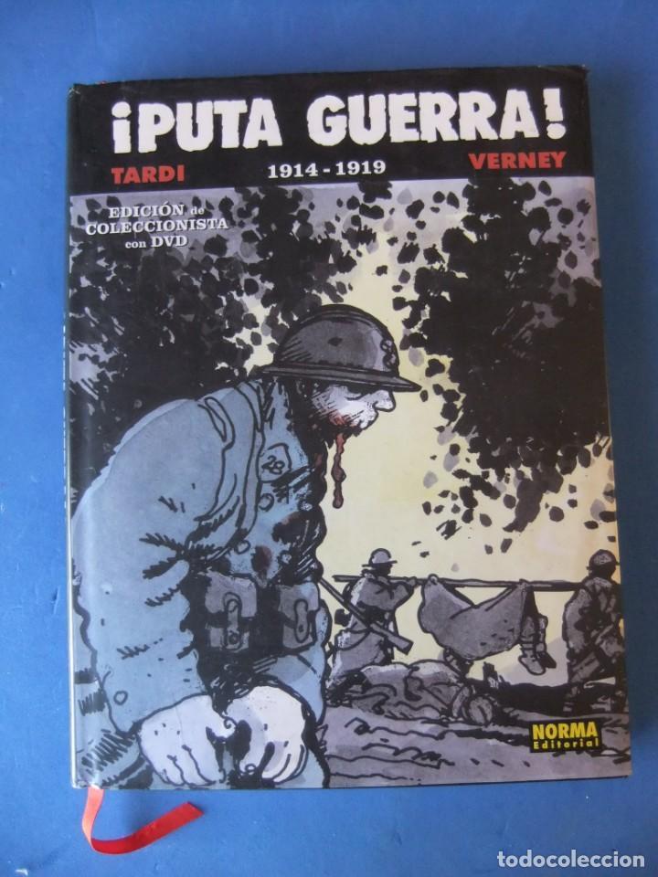 PUTA GUERRA 1914-1919 EDICION COLECCIONISTA NORMA (Tebeos y Comics - Norma - Comic Europeo)
