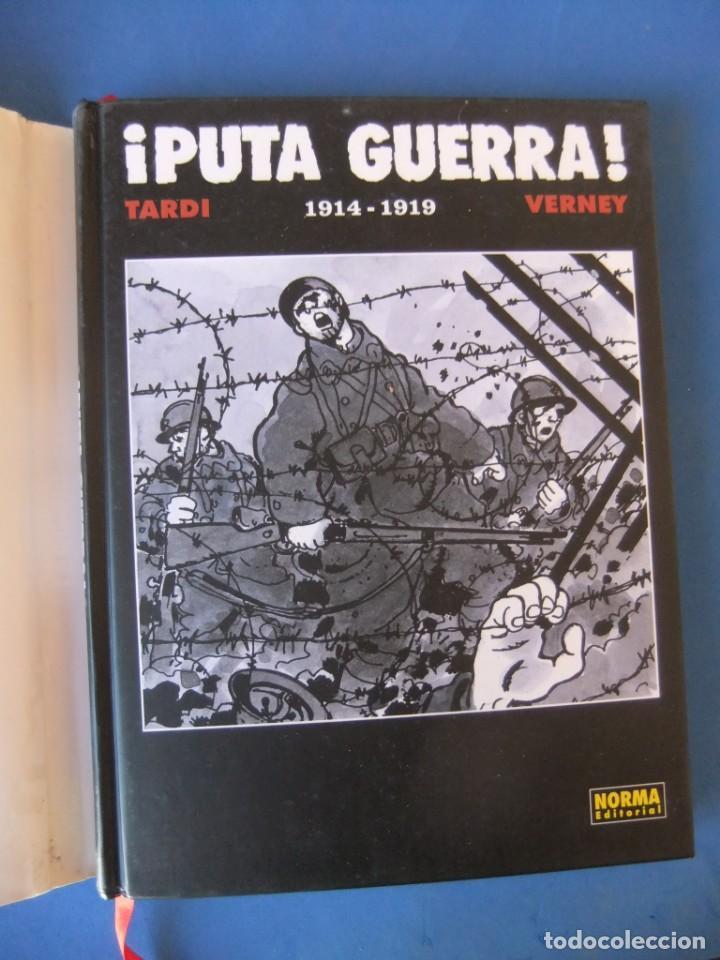 Cómics: PUTA GUERRA 1914-1919 EDICION COLECCIONISTA NORMA - Foto 4 - 167675368