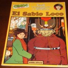 Cómics: CIMOC EXTRA COLOR 2 EL SABIO LOCO. Lote 167714984