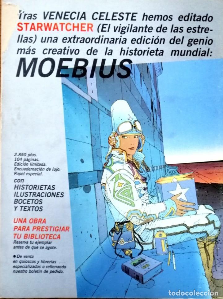 Cómics: CIMOC N 67.REVISTA DE LAS GRANDES AVENTURAS - Foto 3 - 167868800
