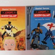 Cómics: EL ÁNGEL DE NOTRE-DAME, DANIEL TORRES, NORMA EDT.. Lote 167936848