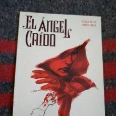 Cómics: EL ÁNGEL CAÍDO TOMO 1 - PETER DAVID & DAVID LÓPEZ - NUEVO. Lote 168208636