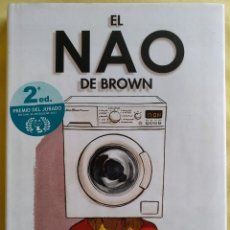 Cómics: EL NAO DE BROWN DE GLYN DILLON. Lote 168281344