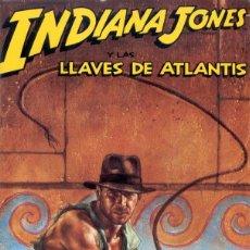 Fumetti: INDIANA JONES Y LAS LLAVES DE ATLANTIS ( COLECCIÓN COMPLETA). Lote 168337048