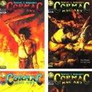 Cómics: CORMAC ,MAC ART ( COLECCIÓN COMPLETA).E. R. CRUZ Y ROY THOMAS. Lote 168338460
