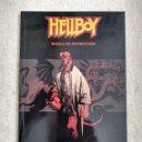 Cómics: HELLBOY - SEMILLA DE DESTRUCCIÓN - RÚSTICA - PERFECTO ESTADO. Lote 168354520