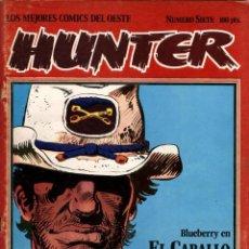 Cómics: HUNTER-7 (NORMA, 1981) PRIMER NÚMERO EDITADO POR NORMA. Lote 168397860