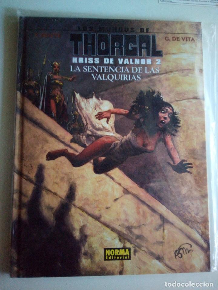LOS MUNDOS DE THORGAL KRISS DE VALNOR 2 (Tebeos y Comics - Norma - Comic Europeo)