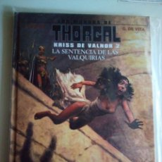 Cómics: LOS MUNDOS DE THORGAL KRISS DE VALNOR 2. Lote 168526576