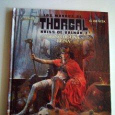Cómics: LOS MUNDOS DE THORGAL KRISS DE VALNOR 3. Lote 168526604