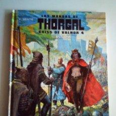 Cómics: LOS MUNDOS DE THORGAL KRISS DE VALNOR 4. Lote 168526624