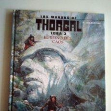 Cómics: LOS MUNDOS DE THORGAL LOBA 3. Lote 168526804