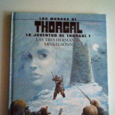 Cómics: LOS MUNDOS DE THORGAL LA JUVENTUD DE THORGAL 1. Lote 168526916