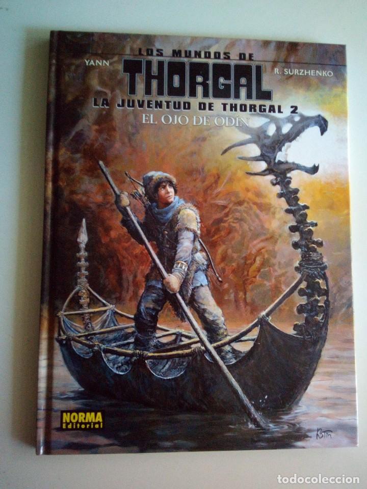LOS MUNDOS DE THORGAL LA JUVENTUD DE THORGAL 2 (Tebeos y Comics - Norma - Comic Europeo)