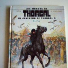 Cómics: LOS MUNDOS DE THORGAL LA JUVENTUD DE THORGAL 3. Lote 168526964