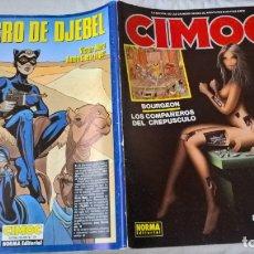 Fumetti: COMICS: CIMOC Nº 91 (ABLN). Lote 168759752