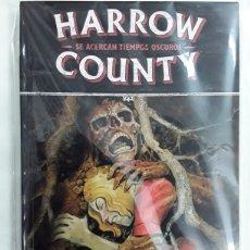Cómics: HARROW COUNTY . SE ACERCAN TIEMPOS OSCUROS - CULLEN BUNN, TYLER CROOK - NORMA EDITORIAL. Lote 168895574