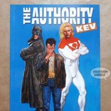Cómics: THE AUTHORITY KEV - GARTH ENNIS Y GLENN FABRY - NORMA - JMV. Lote 168941524