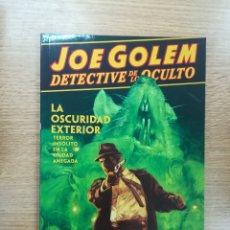Cómics: JOE GOLEM DETECTIVE DE LO OCULTO #2 LA OSCURIDAD EXTERIOR. Lote 168942620