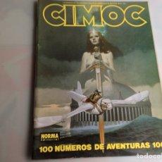 Cómics: CIMOC Nº 100 - EDITA : NORMA. Lote 168963088