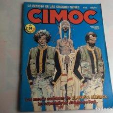 Cómics: CIMOC Nº 38 - EDITA : NORMA. Lote 168964232