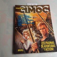 Cómics: CIMOC - TOMO RECOPILATORIO CONTIENE Nº 95, 96, 97 - EDITA : NORMA - AÑOS 80. Lote 169041800