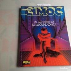 Cómics: CIMOC - TOMO RECOPILATORIO CONTIENE Nº 104, 105, 106, - EDITA : NORMA - AÑOS 80. Lote 169042132