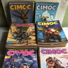 Cómics: CIMOC, LOTE DE 109 EJEMPLARES - ED. NORMA EDITORIAL -Nº 1 AL 110 FALTA Nº 4. Lote 169052584