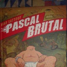 Cómics: PASCAL BRUTAL: NORMA EDITORIAL. Lote 37928143