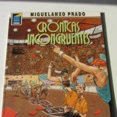 Cómics: MIGUELANXO PRADO : CRÓNICAS INCONGRUENTES PANDORA Nº 6 NORMA. Lote 169063860